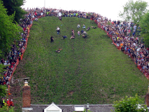 Bucket List: Cheese Rolling Festivals – Gloucestershire, United Kingdom