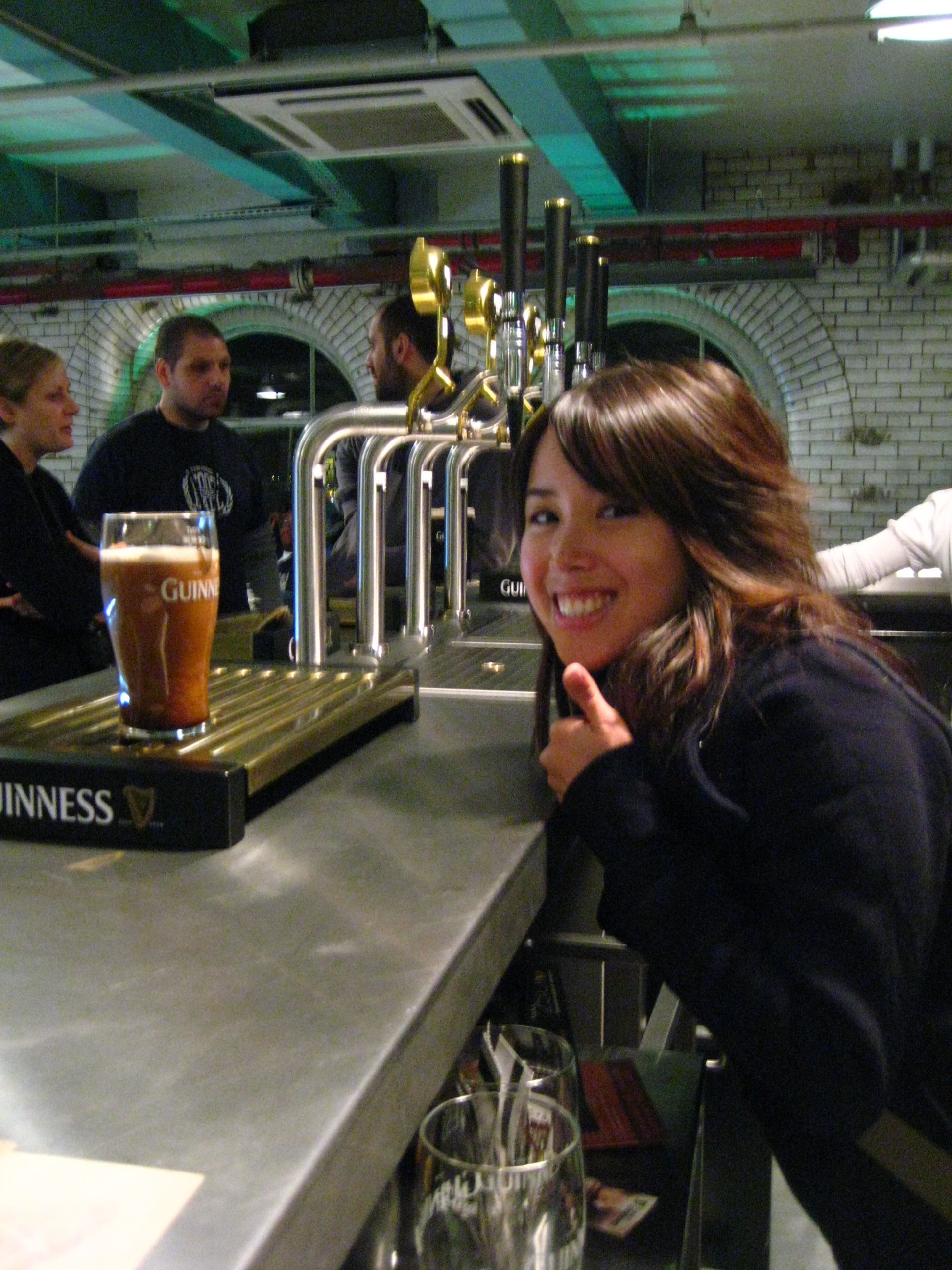 Pour a Pint at the Guinness Brewery – Dublin, Ireland