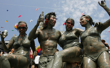 Bucket List: Boryeong Mud Festival – Boryeong City, Korea