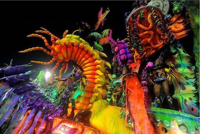 Bucket List: Rio Carnival – Rio de Janeiro, Brazil