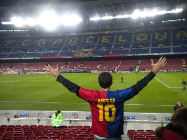 Olé! See a Fútbol Match Live – Barcelona, Spain