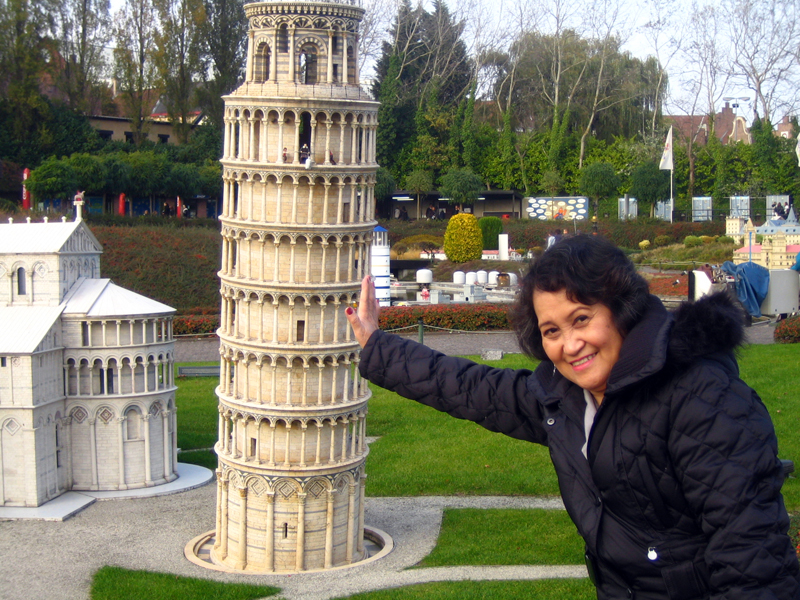 See Europe's Major Attractions in One Hour: Mini Europe – Brussels, Belgium