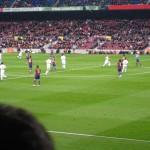 FC Barca vs. Cultural Leonesa