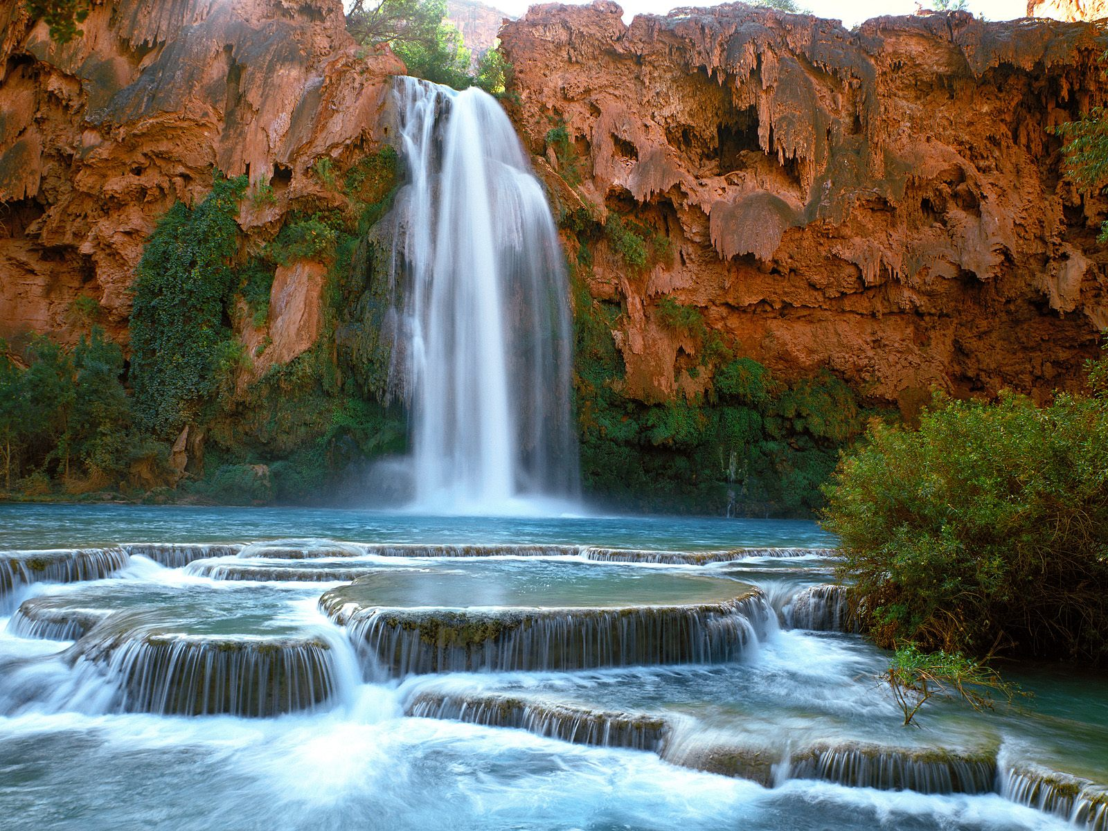Backpacking havasupai falls adventure 2014 sold out