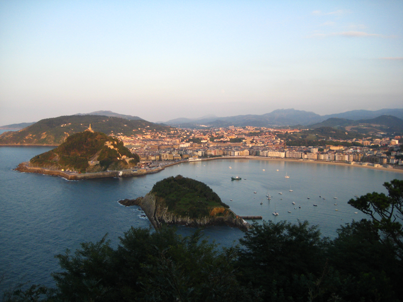 Don't Forget the Little Towns – San Sebastian, Spain