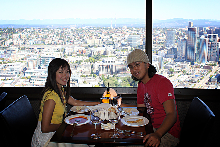 Dine in Style: 360° Brunch at Sky City Restaurant – Seattle, WA