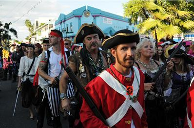 Bucket List: Pirates Week – Cayman Islands