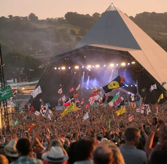 Bucket List: Glastonbury Festivals – England