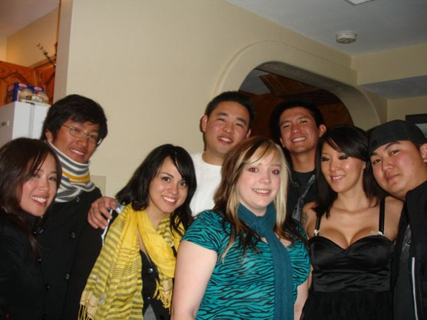 Telluride Alpine Daze 2011: Your Housemates