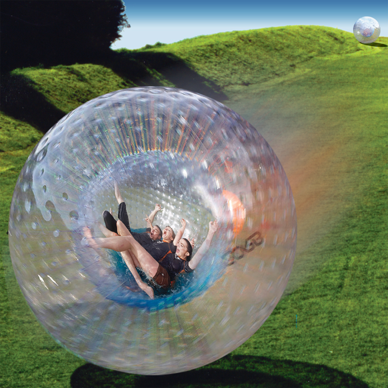 Bucket List: Zorb Zorbing! – Rotorua, New Zealand