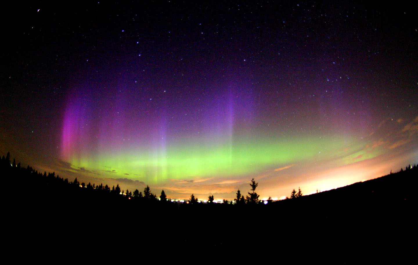Bucket List: See the Auroras