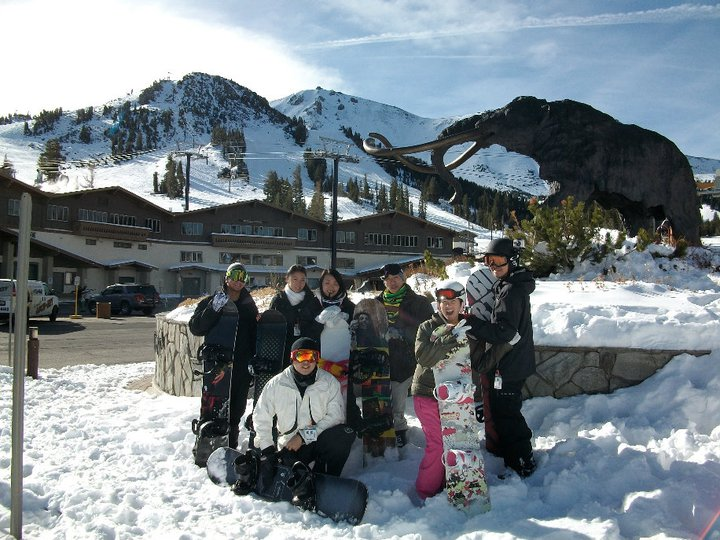 Mammoth Resort – Opening Weekend Adventures