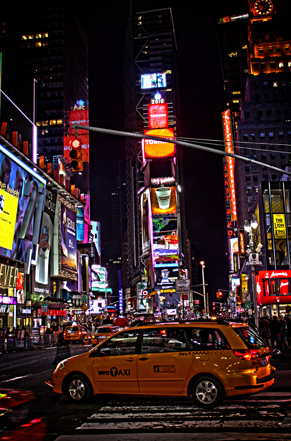 Times Square – New York City, New York