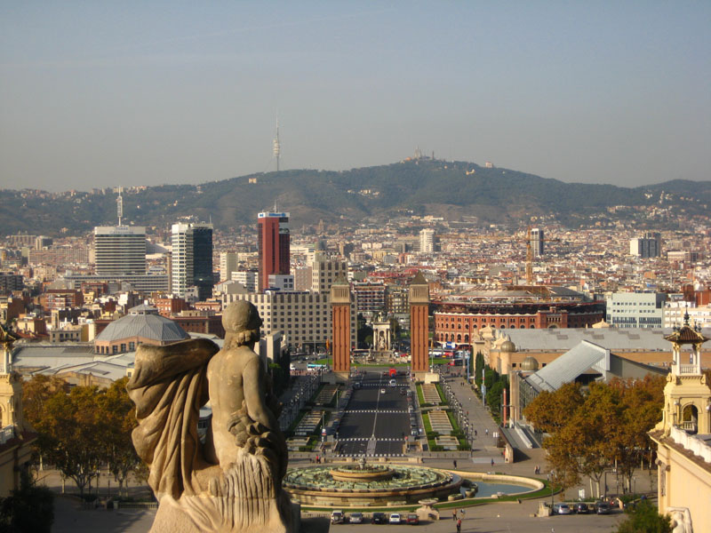 Barcelona, Te Amo – Video of the City