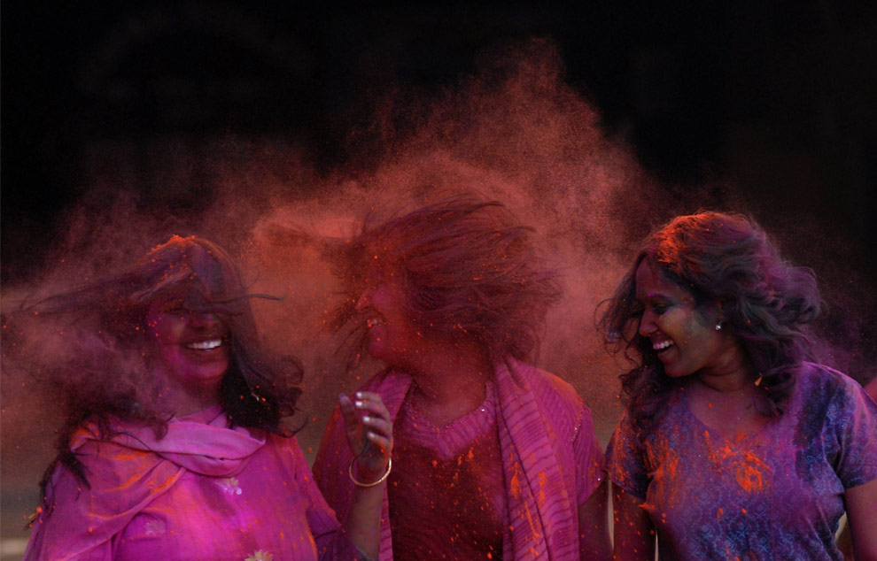 Bucket List: Holi Festival of Colors