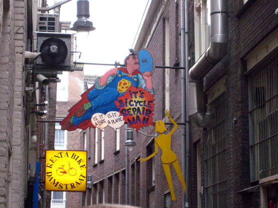 The Art of Traveling: Amsterdam, Holland