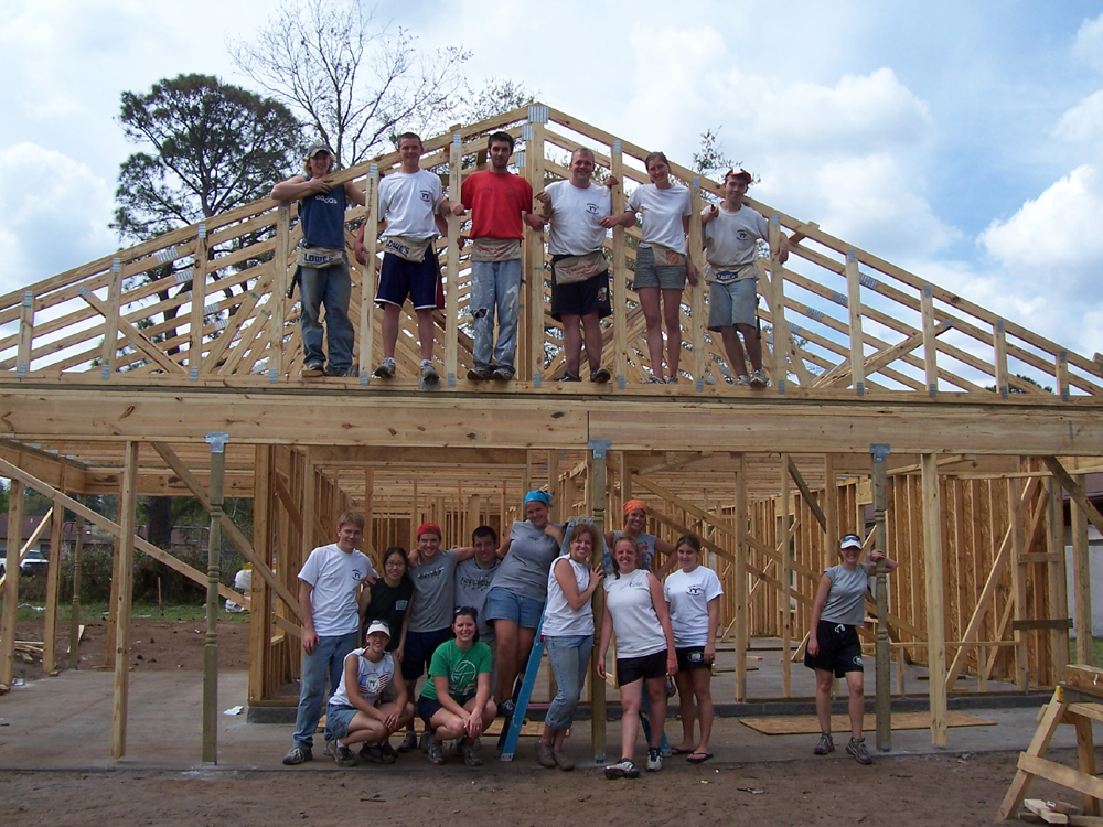 Bucket List: Habitat for Humanity International