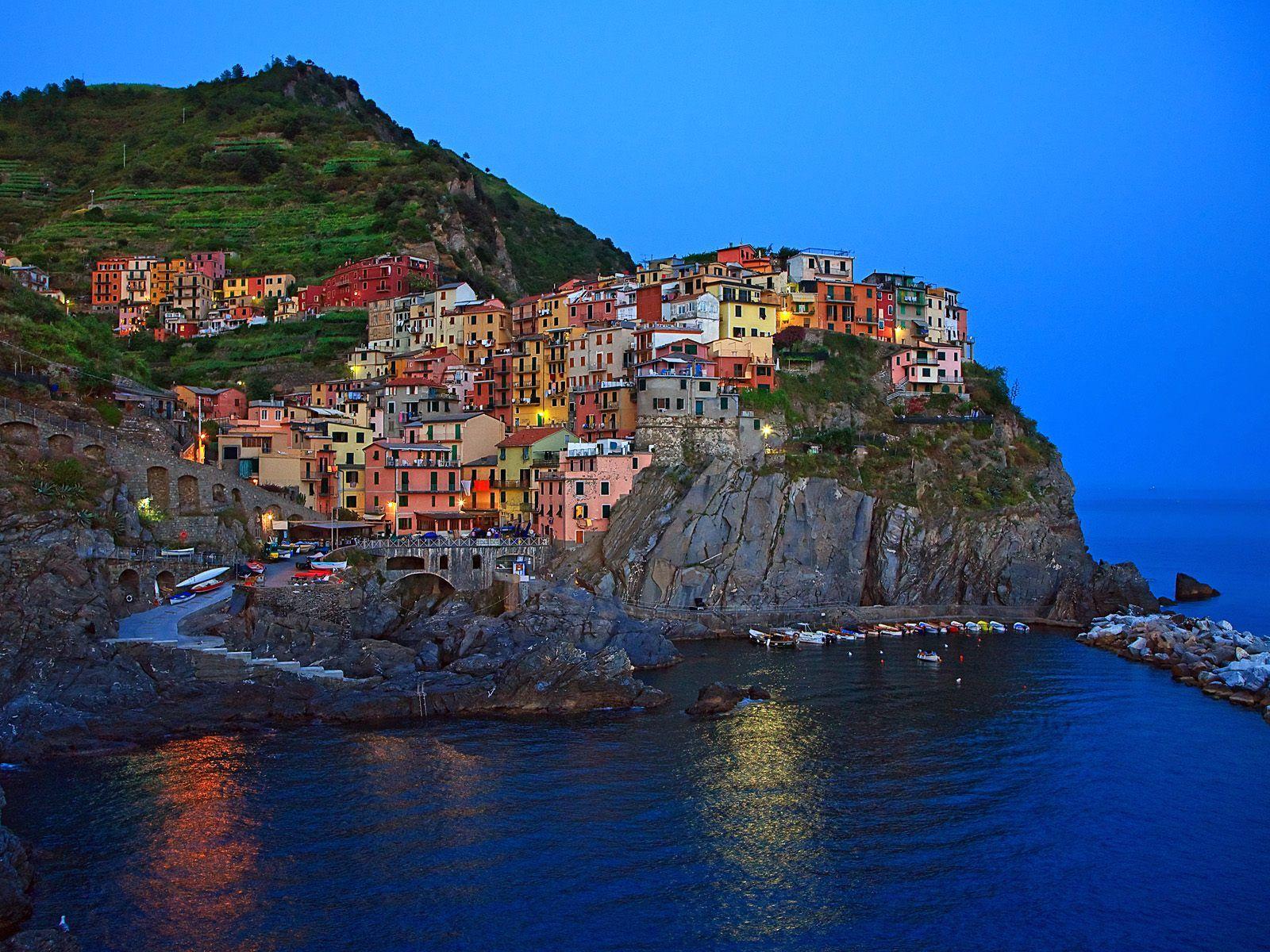 Bucket List: Cinque Terre, Italy