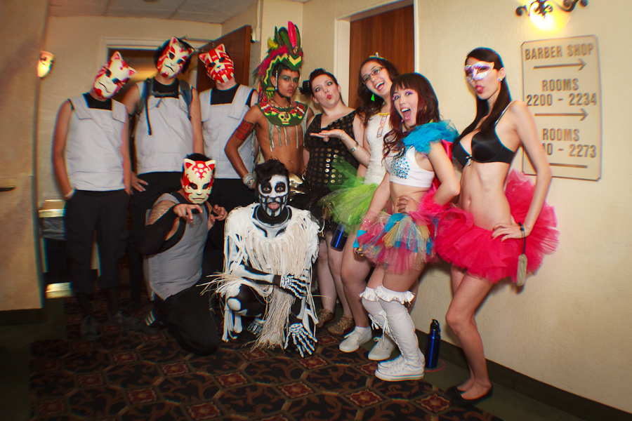 Electric Daisy Carnival: The Costuming Experience