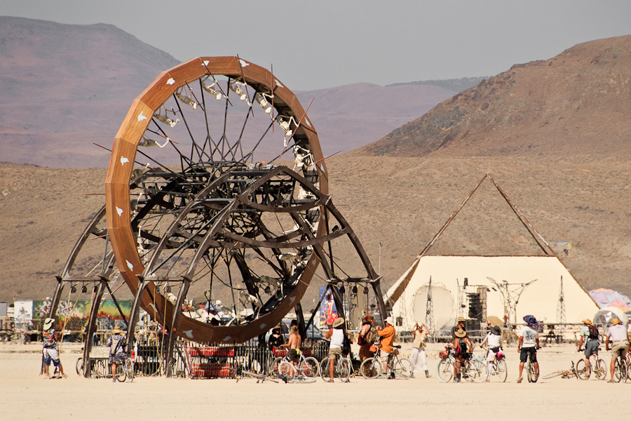 Burning Man Sneak Peek!