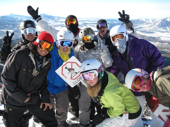 Alpine Ski Club Annual Snowboarding Trip: Durango, CO