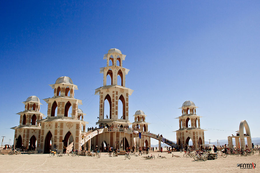 The Heart of Burning Man – The Temple of Transition