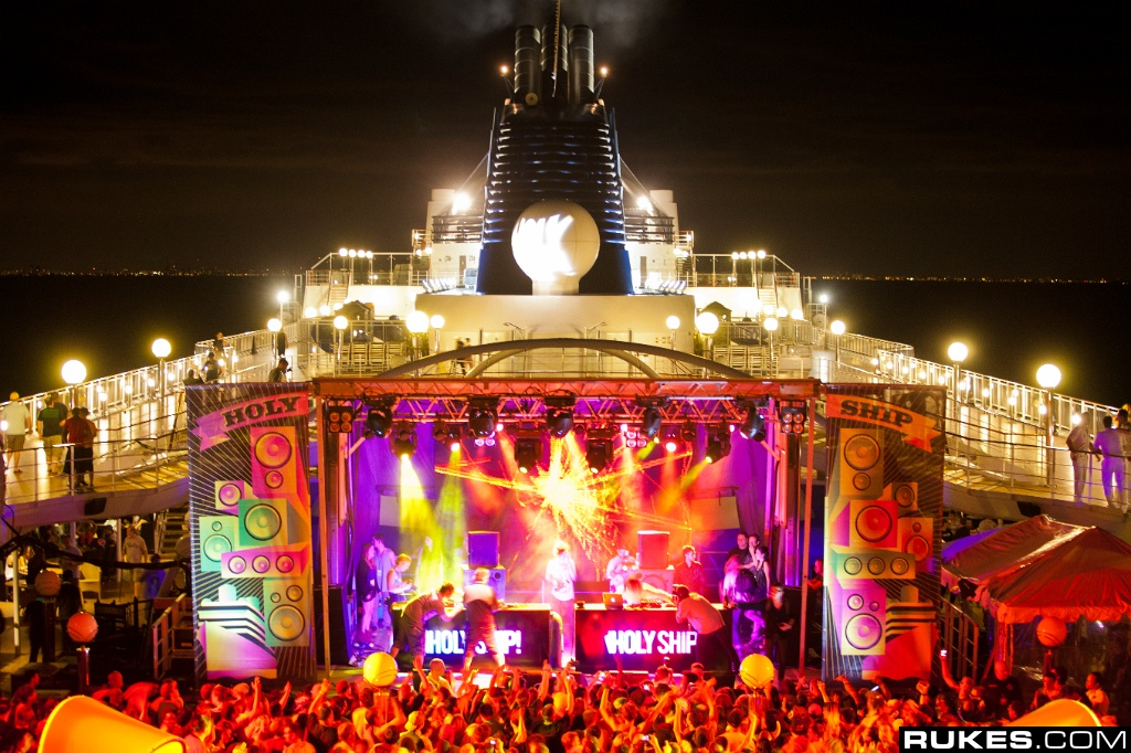 Bucket List: Rave Cruise