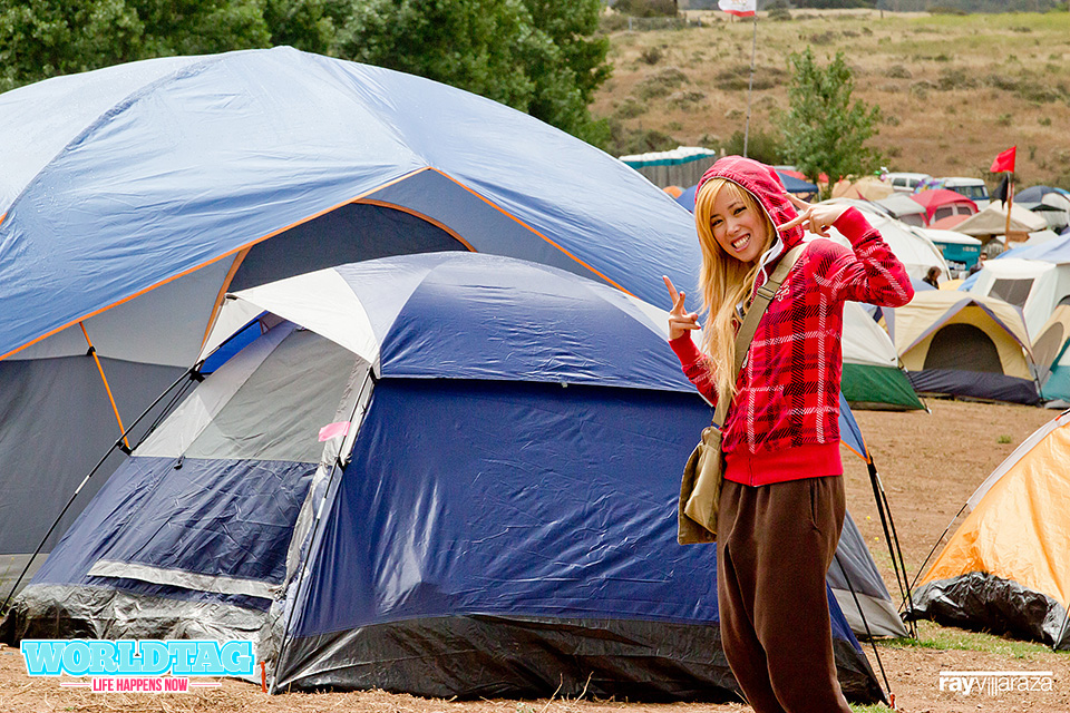 The Things I Learned About Festival Camping