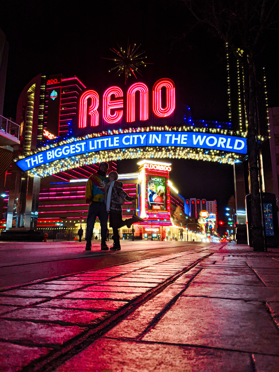 24 Hours in Reno
